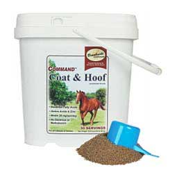 Command Coat and Hoof for Horses Brookside Supplements